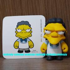 """Kidrobot The Simpsons series 2 Moe Szyslak (Bartender) 1/20 3"""" Vinyl Figure"""