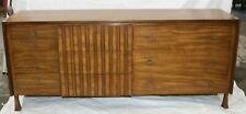 Vintage Mid-Century John Widdicomb Lowboy Bedroom Dresser Chest
