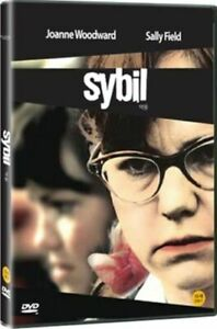 SYBIL(1976) DVD - BRAND NEW - REGION 2 - JOANNE WOODWARD (UK SELLER)