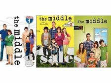 The Middle ~ Complete Season 1-3 (1 2 and 3) ~ BRAND NEW 9-DISC DVD SET