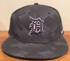 best website 98a59 c801a Detroit Tigers Nike True Snapback Anthracite Cap Grey