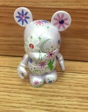 Disney Vinylmation by Susan Foy - Purple Faries Tiunkerbell Mickey Mouse *READ*
