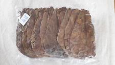 Ca. 150gr 100 Stück große Seemandelbaumblätter Catappa  schadstofffrei 15-20cm