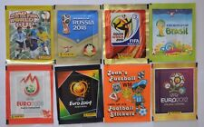 Panini Fußball Stickertüten Euro EM Fifa WM 1998-2018 / Tüte einzeln aussuchen