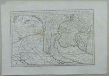 Milan and Lago di Como to the Chiese River and Benzolo. Nicolas de Fer 1705 Map