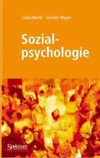 Psychologie als gebundene Ausgabe Bücher für Studium & Erwachsenenbildung Sozialpsychologie