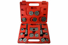 Arretratore per pistoncini freni kit 18 dischi smontaggio arretratori freno auto