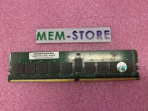 64GB DDR4-2666Mhz LRDIMM Memory Dell R740 Intel Xeon Gold 6154 3.0G New Product