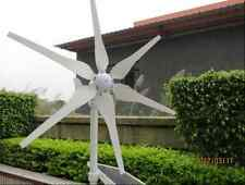 New 300W Wind Turbine Generator Kit DC12/24V DHL/FEDEX/EMS Shipping