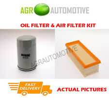PETROL SERVICE KIT OIL AIR FILTER FOR ROVER 414 1.4 103 BHP 1992-95