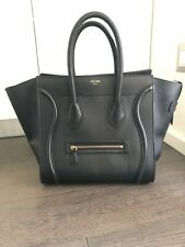 Borsa Celine Luggage Bag Nera