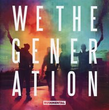 Rudimental We The Generation 14 Tracks 2015 CD Inlays Are MINT