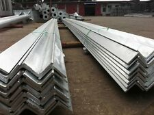 Hot dipped-Galvanized steel angle post / tube 30MM*30MM*3MM*6M,just $18/each