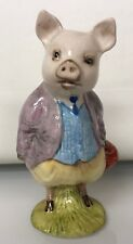 Beatrix Potter's Pigling Bland Beswick Figurine from around 1980