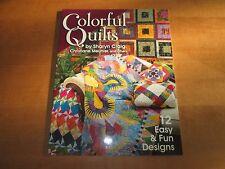 Colorful Quilts von Sharyn Squier Craig