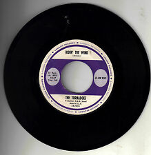 "TORNADOS!! - ""THE BREEZE AND I"" B/W ""RIDIN' THE WIND"" LONDON-9581 MONO 45 EX!!"