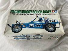 Vintage NIB 1979 Tamiya 1/10 Rough Rider Racing Buggy Body Parts Set #5110 58015