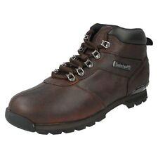 Calzado de hombre botines Timberland Piel