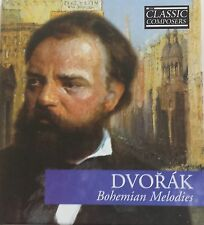 DVORAK Bohemian Melodies Grandeur Music from Classic Composers CD Collection