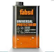 Grangers Fabsil UV & Fabsil  Gold, G Wax Waterproofer Sealant Awning Tent Canvas