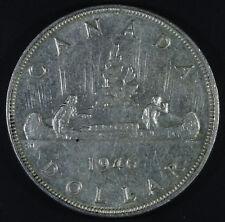 1946 Canada Silver Dollar - Nice Coin