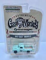 GREENLIGHT HOLLYWOOD GAS MONKEY GARAGE 1964 DODGE D-100 SWEPLINE 1/64