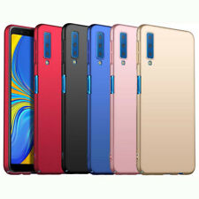 For Samsung Galaxy A7 2018 Ultra Slim Full Covered hard case Back Cover