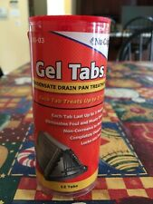Nu-Calgon Gel Tabs Condensate Drain pan Treatment