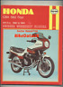 Honda CBX550 Four (1982-1984) Haynes Service Repair Manual CBX 550 F F2 FII BS64