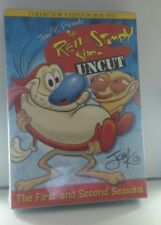 The Ren  Stimpy Show - The Complete First and Second Seasons (DVD, 2004, 3-Disc…
