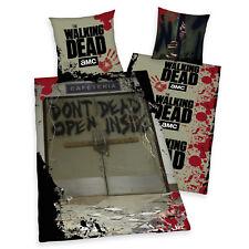 Herding The Walking Dead Bettwäsche WOW 135x200 +80x80 cm NEU statt 39,95€