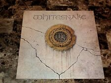 Whitesnake Rare Vinyl Record Here I Go Again Still Of The Night David Coverdale