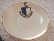 Unboxed British Saucer Goss Porcelain & China