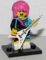 LEGO NEW SERIES 7 ROCKER GIRL MINIFIGURE 8831 FIGURE