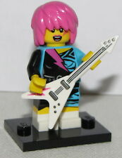 LEGO NEW SERIES 7 ROCKER GIRL MINIFIGURE 8831 FIGURE