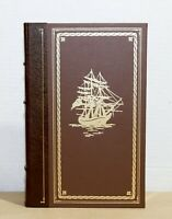 Mutiny on the Bounty Nordhoff & Hall Leather/Illustrated - Franklin Library 1982