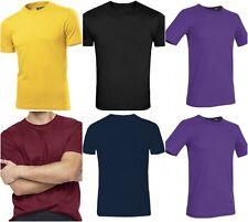 Big Mens / Women  Plain Basic Long Tall T Shirt King 2-6XL Sizes Top Nightshirt
