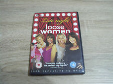LATE NIGHT WITH THE LOOSE WOMEN--- DISC  DVD    *DISC MINT*