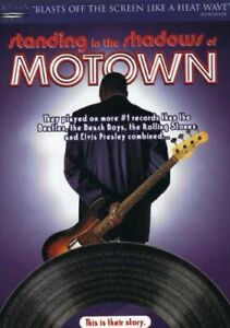 Standing in the Shadows of Motown [New DVD]