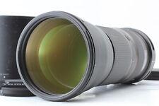 [NEAR MINT] TAMRON SP 150-600mm f/5-6.3 USD Di AF Lens Canon EF EOS MOUNT Japan