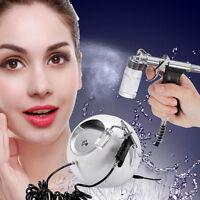 O2 Oxygen Injection Spray Water Jet Peel Skin Care Wrinkle Removal Machine bt