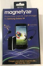 Magnetyze Protective Case & Wall Charger for Samsung Galaxy S4 MG-KCS42BL