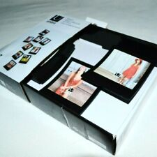 Black Photo Frames Set of 9 Umbra Polaroid Home Decoration Snap 3.5 by 3.5 Inch