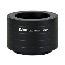 Kiwifotos Lens Mount Adaptor - T Mount Lenses to Sony NEX Camera
