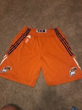 Adidas Phoenix Mercury Authentic Climacool Basketball Shorts Alternate Orange XL