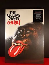 "THE ROLLING STONES GRRR! SUPER DELUXE 5 CD + 7"" VINYL Demo LP Box Set SEALED"