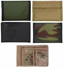 Nylon Tri-Fold Commando Wallet Military Tactical Style 10629 Rothco