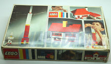 1968 Lego 033 Basic Building Set + Box