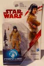 Star Wars Force Link Resistance Tech Rose 3.75 Inch Action Figure New MISB