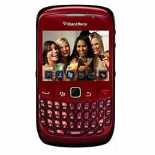 Brand New Condition Boxed Blackberry Curve 8520 Red Unlocked Smartphone